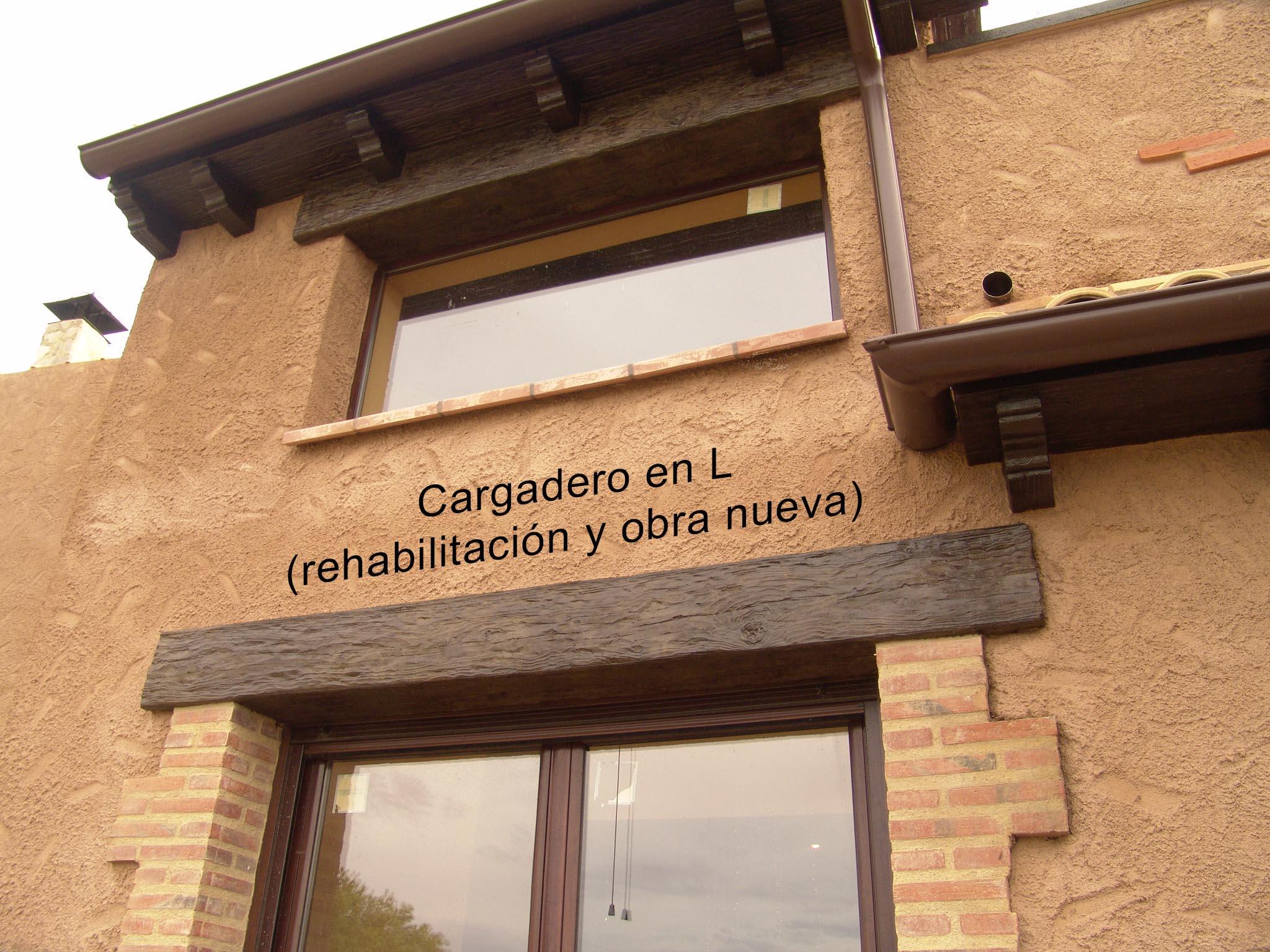 Cargaderos concrete wood - Dintel de madera ...