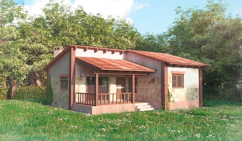 Tu casa construida en 6 meses desde 77.500 euros